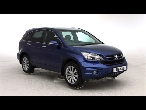 Honda CR-V Review - What Car?