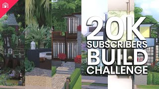 Touring your CC Free Builds | Winner Announcement | The Sims 4: Build Challenge