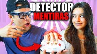 Mi HERMANA RESPONDE *PREGUNTAS SALSEANTES* con DETECTOR de MENTIRAS! - AlphaSniper97