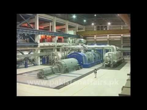 Inside views of Pakistani Nuclear Power Stations