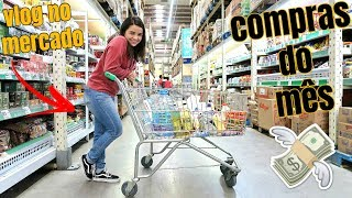COMPRAS DO MÊS (ft. Chayanne Dummont) ♥ - Bruna Paula