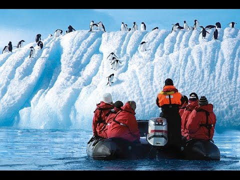 Antarctica - The Final Frontier (MV Ushuaia) - HD -