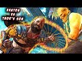 KRATOS Fight with Thor's Sons MAGNI AND MODI : GOD OF WAR