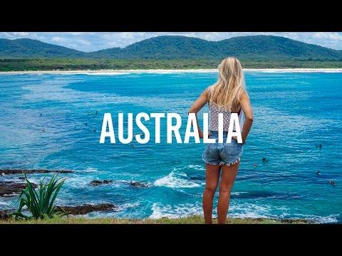 AUSTRALIA Travel // Surf Trip from Sydney to Byron Bay
