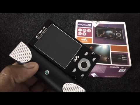 Sony Ericsson W995 Walkman mobile phone Review.