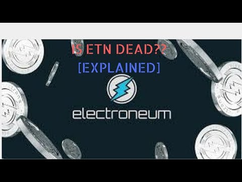 ELECTRONEUM (ETN) : PRICE PREDICTION 2018 | HOLD OR SELL | WHY PRICE IS FALLING