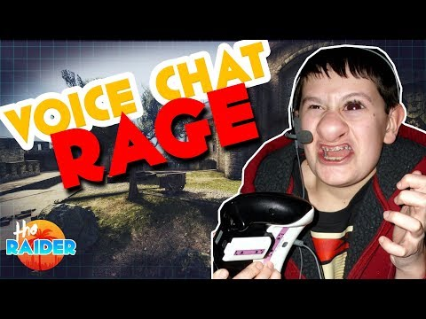 ☼ CSGO - Voice Chat RAGE & Funny Moments