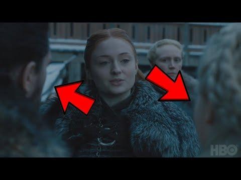 NEW Game of Thrones Season 8 LEAK Dany Meets Sansa!!! Game of Thrones Spoilers Dany Meets Sansa!