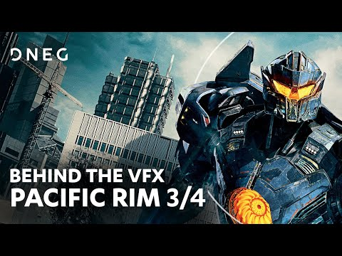 Pacific Rim Uprising l Behind the VFX:  Building New Worlds l DNEG