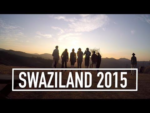 WORLD CHALLENGE TellYourStory - Swaziland 2015