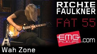 Richie Faulkner plays