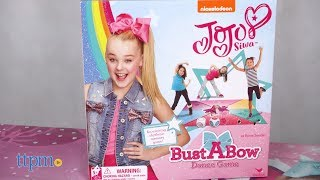 JoJo Siwa Bust A Bow Dance Game from Cardinal Industries