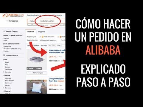Cómo Compar en China a Través de Alibaba | Paso a Paso + Métodos de Pago