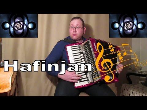 Hafinjan Instrumental - Israeli Folk Song - Accordion - Murathan