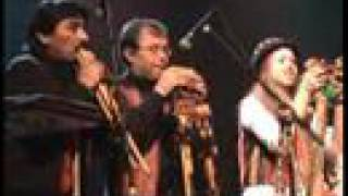 El Condor Pasa (Daniel Alomia Robles - Peru) - live - CantoAndino