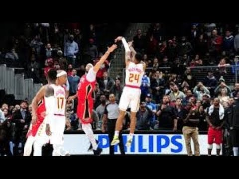 NBA hot topic should the new orleans pelicans or the Houston rockets trade for Kent Bazemore?