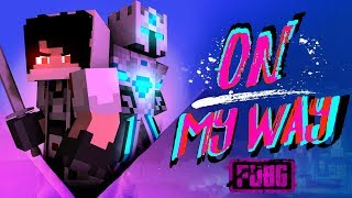 ♪ On My Way  - Alan Walker , Sabrina Carpenter & Farruko   Minecraft [music] Animation ♪