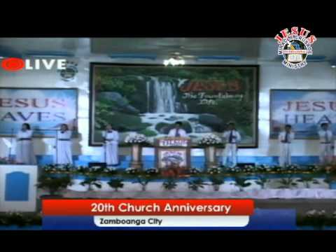JMCIM : ZAMBOANGA OUTREACH GENERAL SERVICE FULL VIDEO