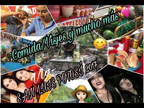Vlog: SAN LUIS POTOSI 2017 parte 1 Somos DIAZ