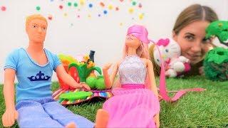 Видео #Барби для девочек. День Святого Валентина: сюрприз для Барби! Академия Волшебства