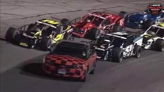 NASCAR Whelen Modified Tour 2019. Thompson Speedway Motorsports Park (3). Full Race