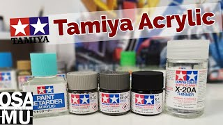 Video [Review] รีวิวสี TAMIYA Acrylic Titanium silver(X-32), Gun metal(X-10) and Metallic grey(XF-35) download MP3, 3GP, MP4, WEBM, AVI, FLV Oktober 2018