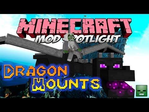 Dragon Mounts [] [] [ - mod-