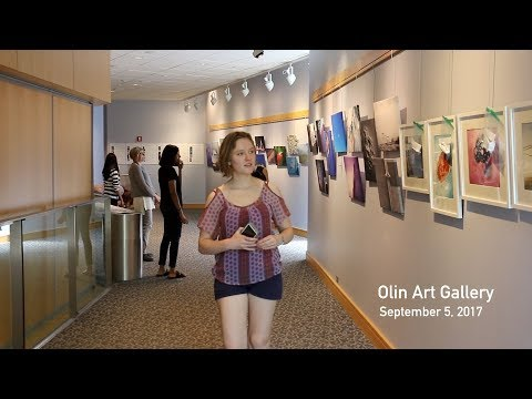 Olin Student Circulating Art Collection