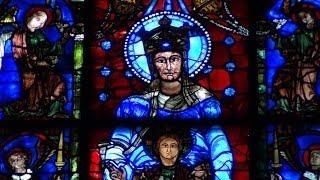 Les vitraux de la cathédrale Notre Dame de Chartres/stained glass