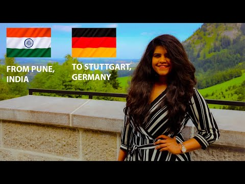 From Pune India to Stuttgart, Germany | Soon to be working as Junior Project Manager  | MBA Graduate