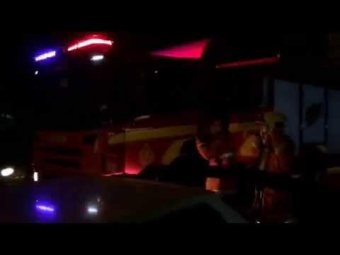 Kemalangan di Bandar Sri Damansara