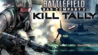 Kill Tally | BFBC2 Montage by Threatty