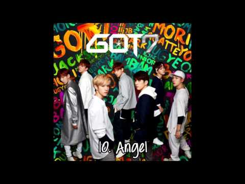 10. Angel - GOT7 [1st Japanese Album 'Moriagatteyo (モリ↑ガッテヨ)']