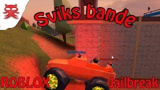 Sviks bande - Jailbreak - Dansk Roblox