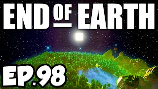 End of Earth: Minecraft Modded Survival Ep.98 - KILLER JOE PROBLEMS!!! (Steve's Galaxy Modpack)