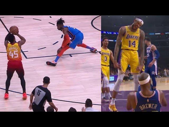 Most Humiliating NBA Moments of 2018/2019 - Part 1