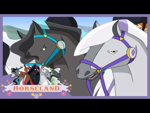 Horseland: The Awful Truth // Season 1, Episode 8 Horse Cartoon 🐴💜