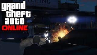 Grand Theft Auto 5 - Kill Compilation #4