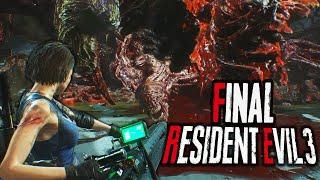 RESIDENT EVIL 3 REMAKE ¿EL FINAL DE NEMESIS?