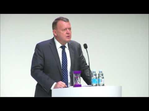 CEPOS Vækstkonference 2017: Statsminister Lars Løkke Rasmussen (V)