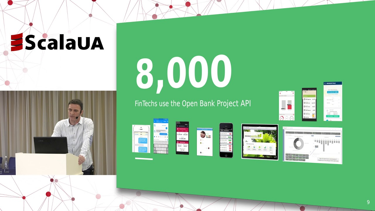 Open Bank Project: Open source, open data, global banks, Scala and  transparency