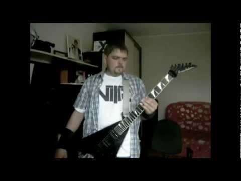Judas Priest - Painkiller (cover) HD (copyright content EMI Music Publishing)