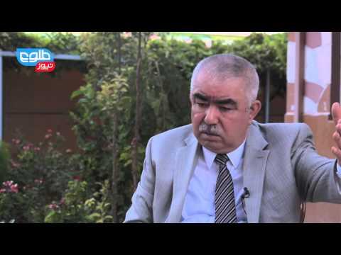 TOLOnews Special Interview With Abdul Rashid Dostum / طلوع نیوز مصاحبه اختصاصی با عبدالرشید دوستم