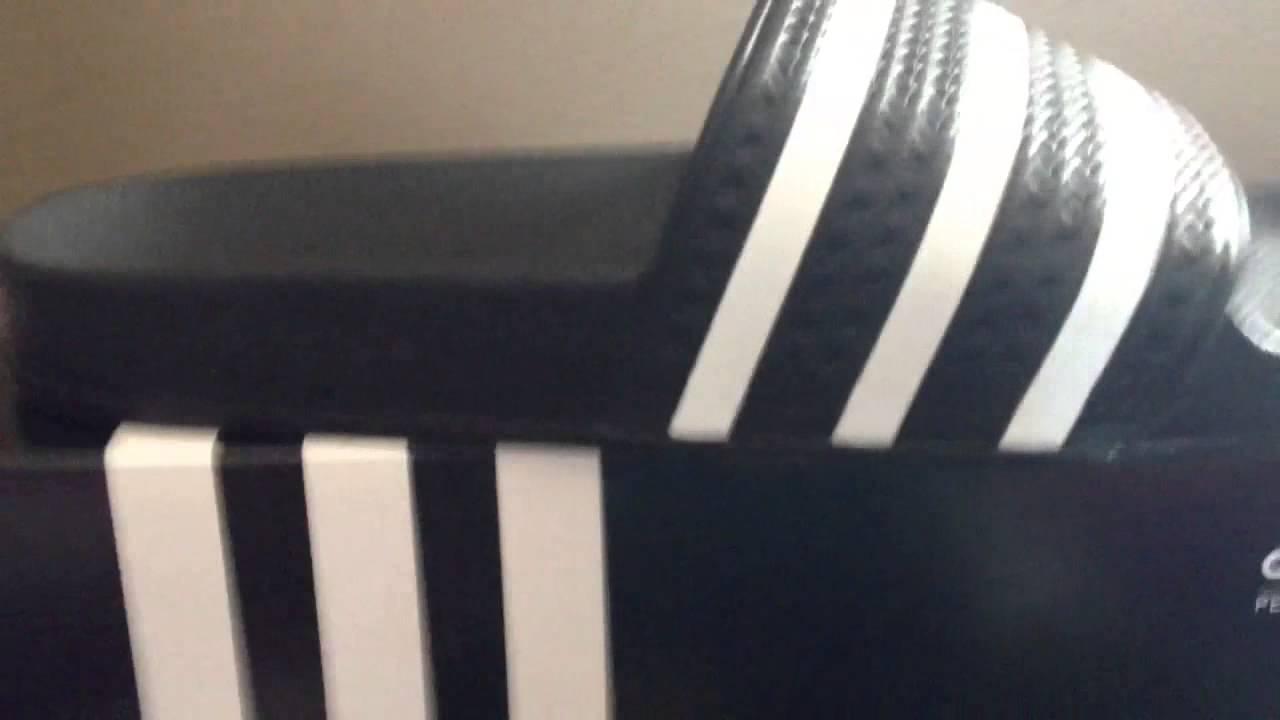 f68acda67 Adidas Originals Adidette Slide Review - YouTube