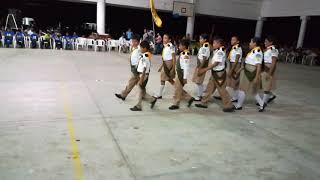 Marcha Club Asbai Iglesia Primavera Bicamporee 2018 Asociación Olmeca parte 1