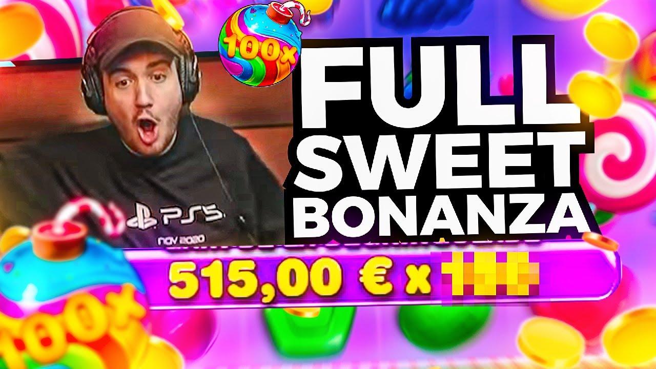 🍭 Mon plus GROS MULTI sur Sweet Bonanza ~ (BEST OF  FULL SWEET BONANZA)