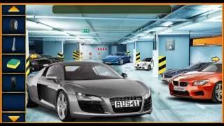 Underground Parking Lot Escape Walkthrough - FirstEscapeGames