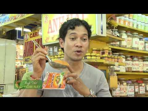 Anh Hai Cà ri chợ Bến Thành - Thành Phố Hôm Nay [HTV9 – 07.04.2016]