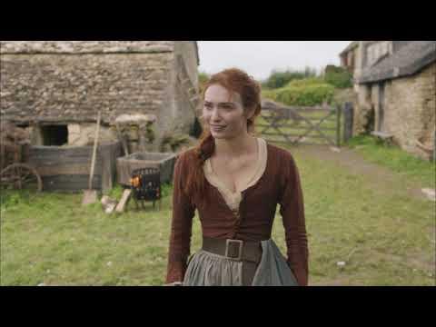 Poldark 4: Aidan And Eleanor On Hugh Armitage