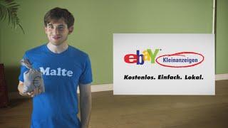 """eBay Kleinanzeigen - """"Malte"""" - TV-Spot (2010)"""